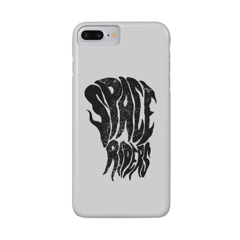 Space Riders  Accessories Phone Case by Alexis Ziritt