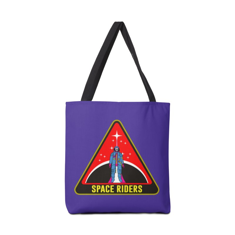Space Riders - Patch  Accessories Beach Towel by aziritt's Artist Shop