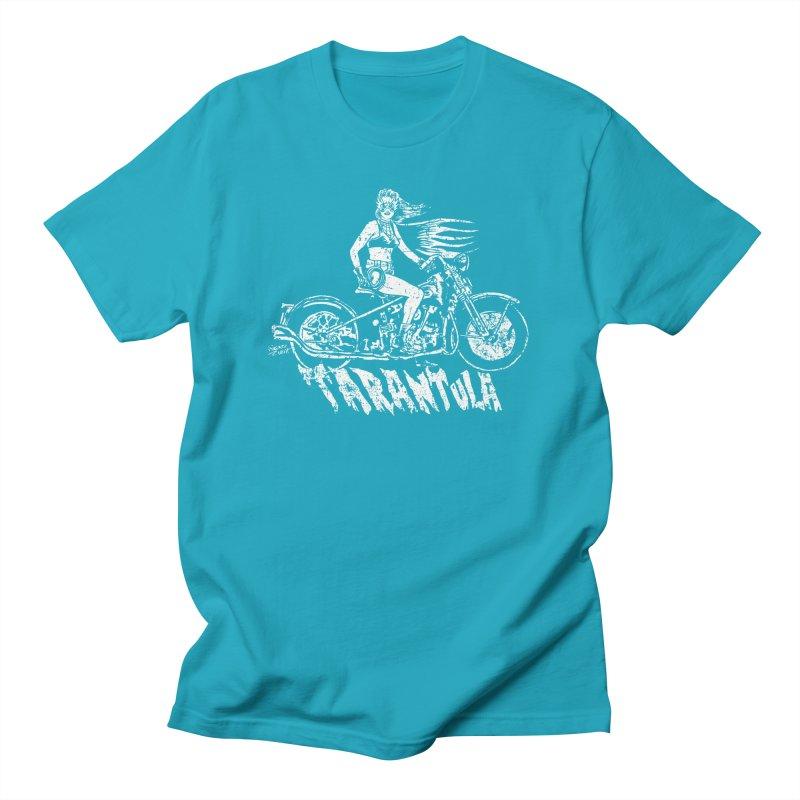 TARANTULA vintage Men's Regular T-Shirt by Alexis Ziritt