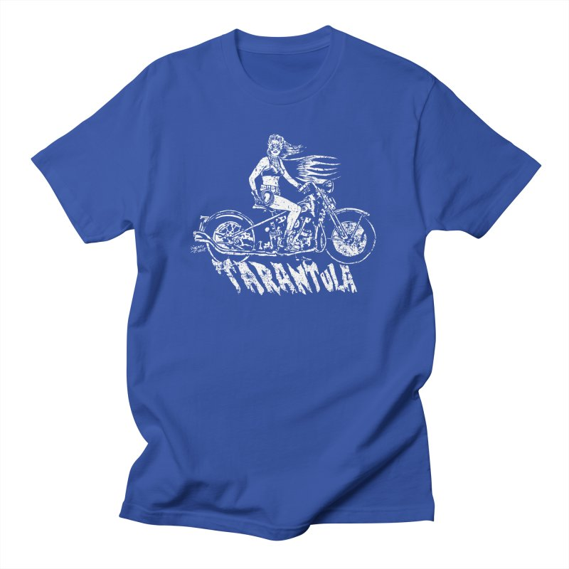 TARANTULA vintage Men's Regular T-Shirt by Alexis Ziritt