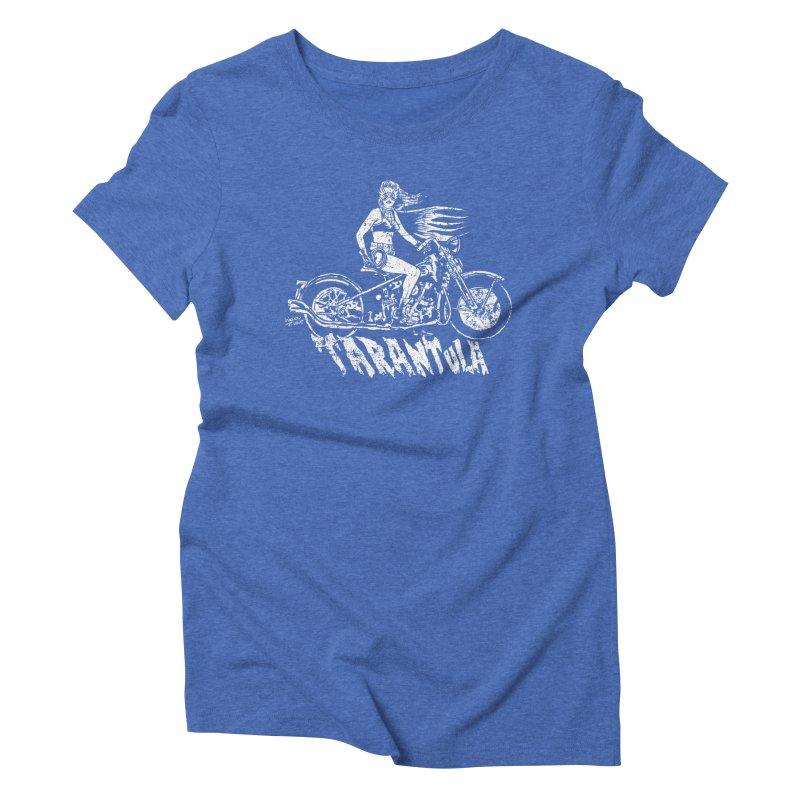 TARANTULA vintage Women's T-Shirt by Alexis Ziritt
