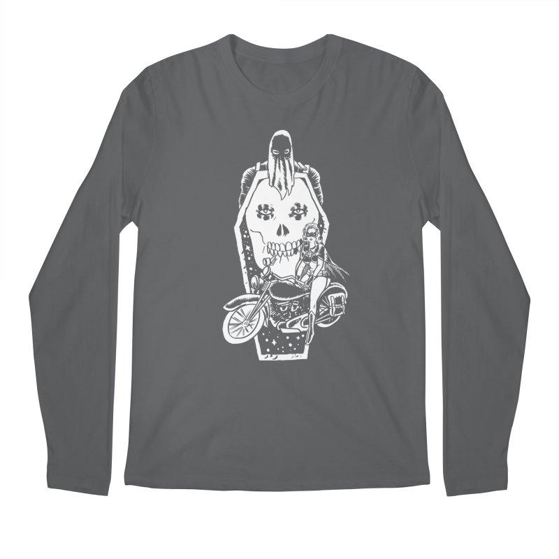 TARANTULA coffin  Men's Longsleeve T-Shirt by Alexis Ziritt