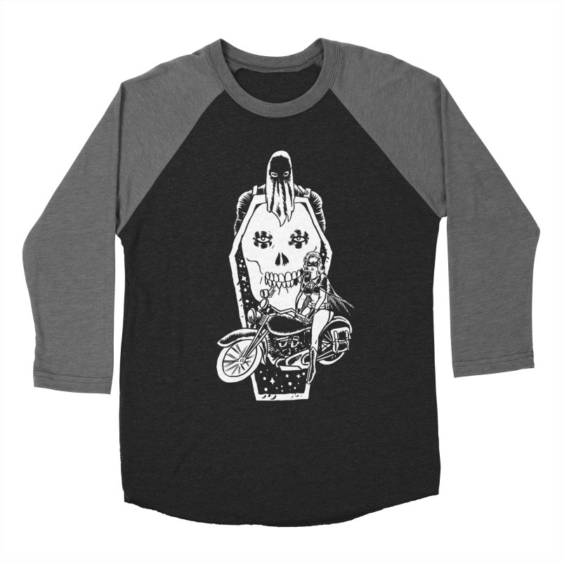 TARANTULA coffin  Women's Longsleeve T-Shirt by Alexis Ziritt