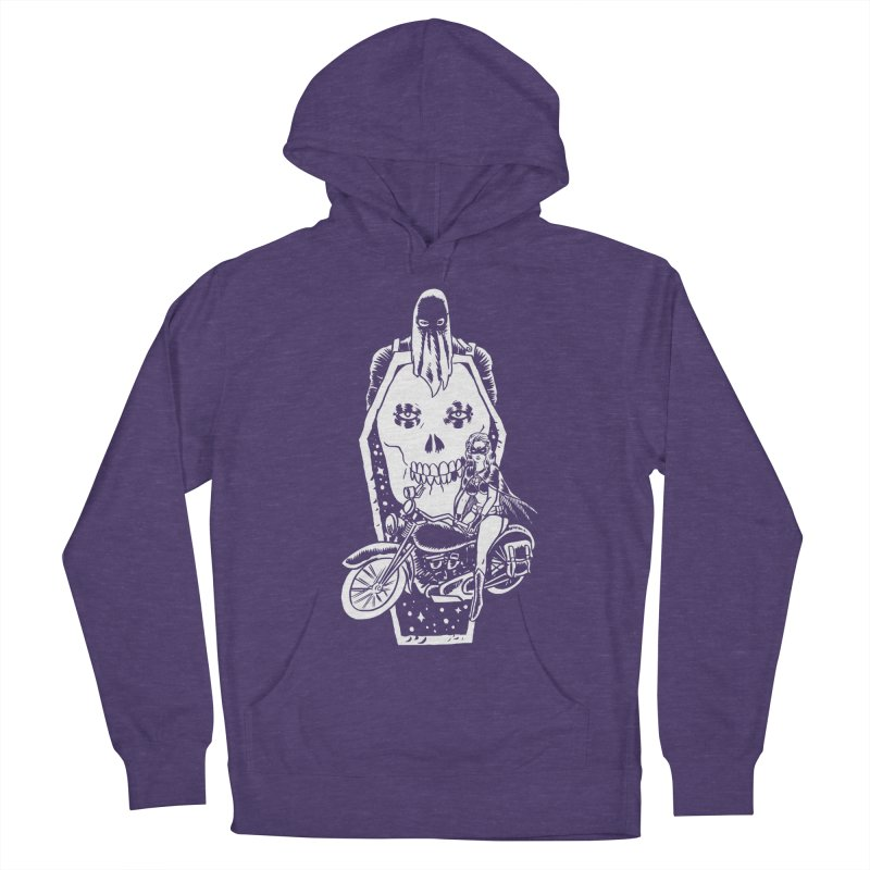 TARANTULA coffin  Women's Pullover Hoody by aziritt's Artist Shop