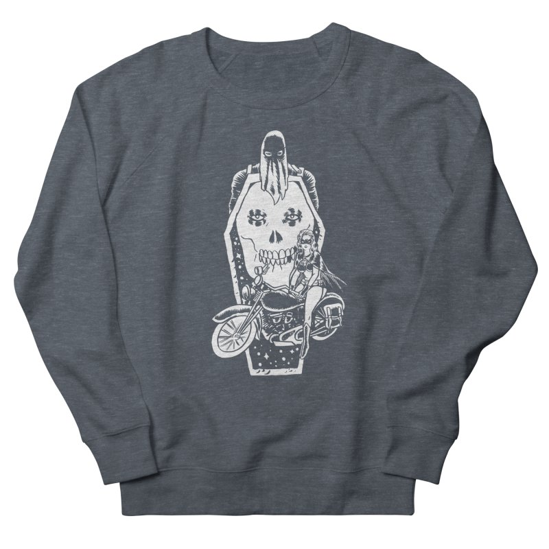 TARANTULA coffin  Women's Sweatshirt by aziritt's Artist Shop
