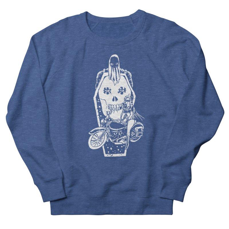 TARANTULA coffin  Men's Sweatshirt by Alexis Ziritt