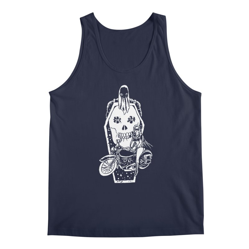 TARANTULA coffin  Men's Regular Tank by aziritt's Artist Shop