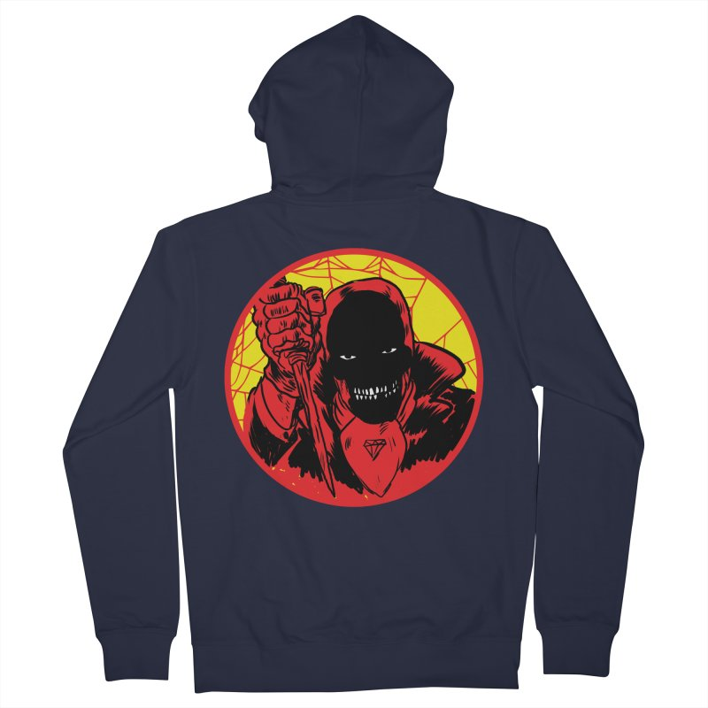 Señor Muerte Women's Zip-Up Hoody by Alexis Ziritt