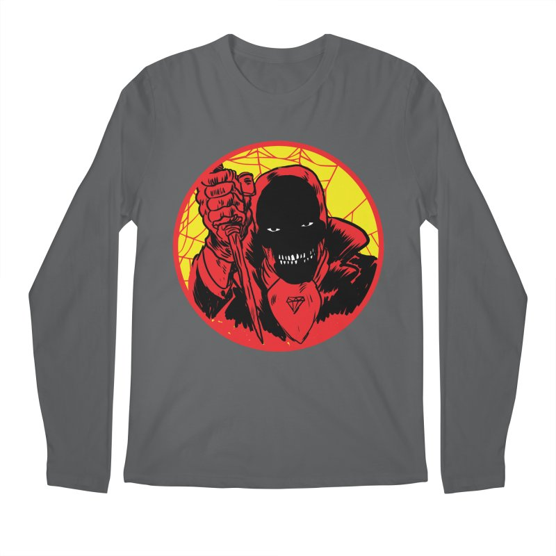 Señor Muerte Men's Longsleeve T-Shirt by Alexis Ziritt