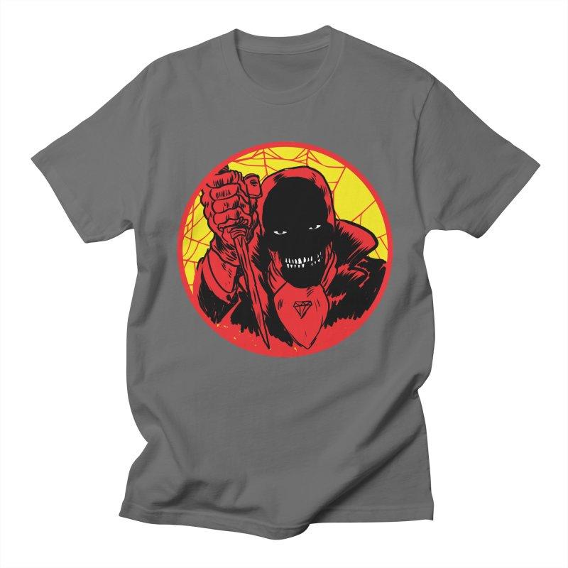 Señor Muerte Men's T-Shirt by Alexis Ziritt