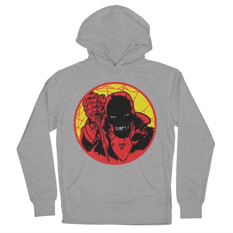Señor Muerte Men's French Terry Pullover Hoody by Alexis Ziritt