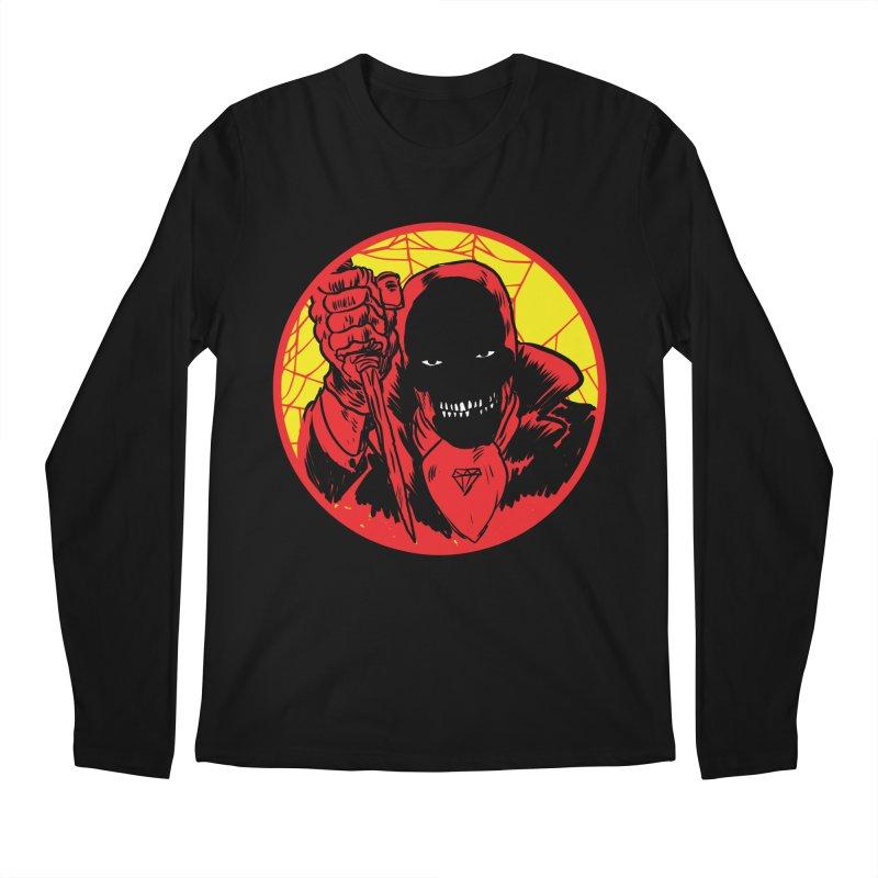 Señor Muerte Men's Regular Longsleeve T-Shirt by Alexis Ziritt