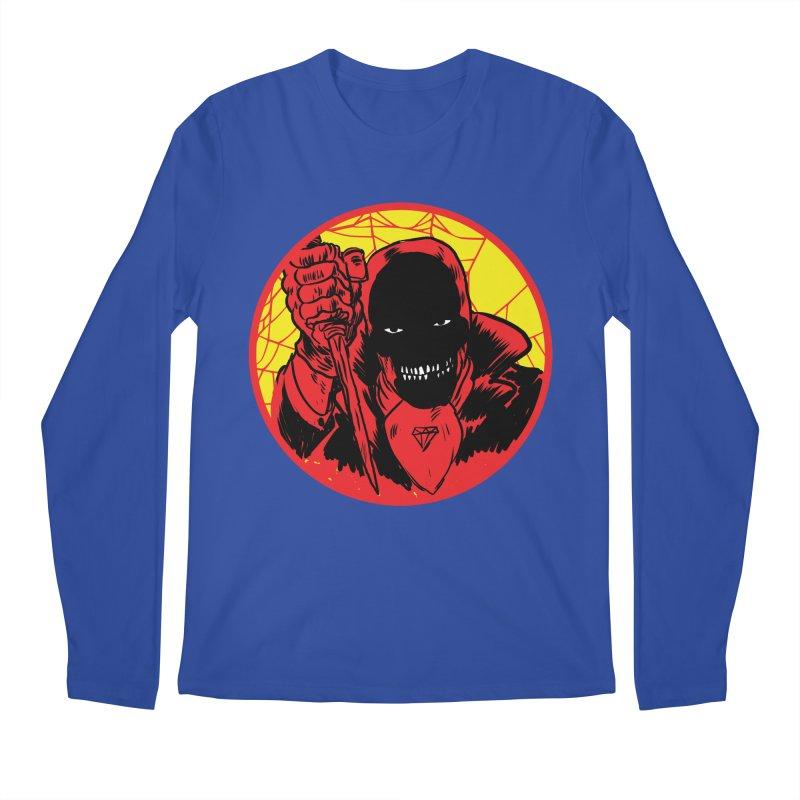 Señor Muerte Men's Regular Longsleeve T-Shirt by aziritt's Artist Shop
