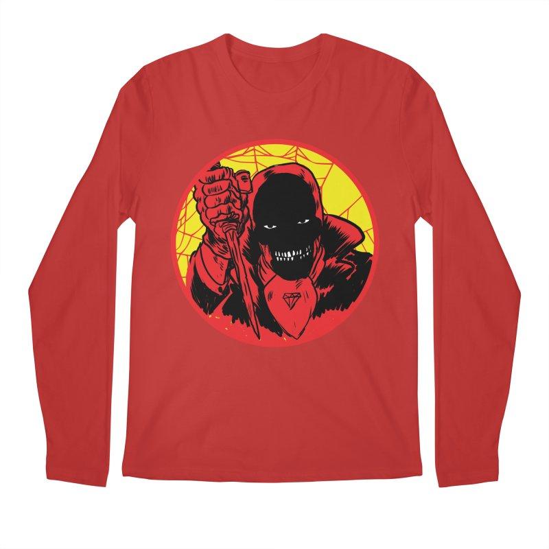 Señor Muerte Men's Longsleeve T-Shirt by aziritt's Artist Shop