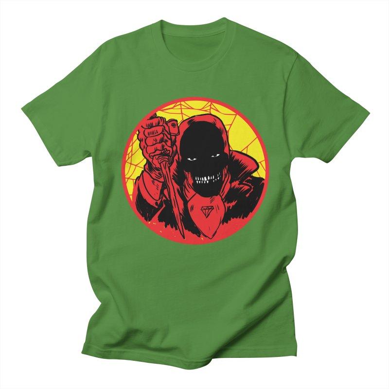 Señor Muerte Men's Regular T-Shirt by aziritt's Artist Shop