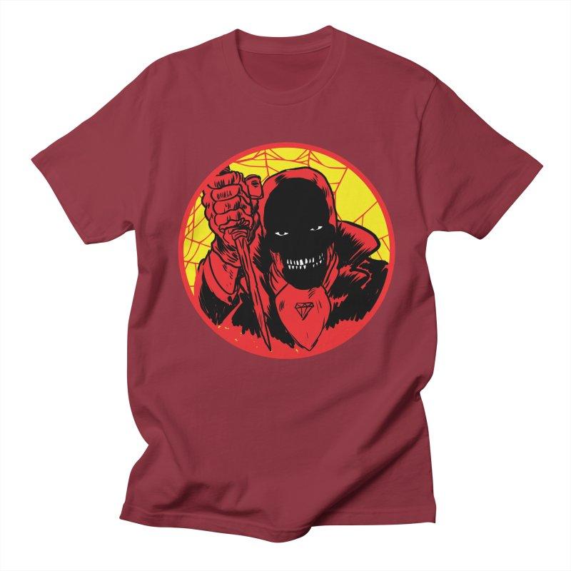 Señor Muerte Men's Regular T-Shirt by Alexis Ziritt