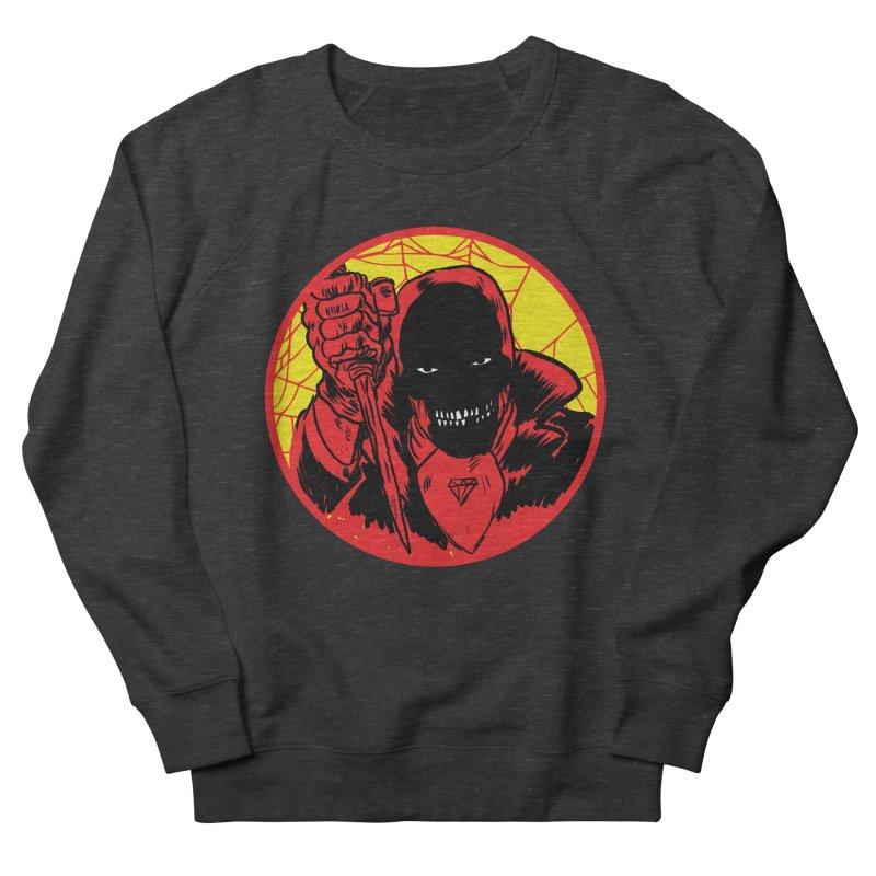 Señor Muerte Women's French Terry Sweatshirt by aziritt's Artist Shop