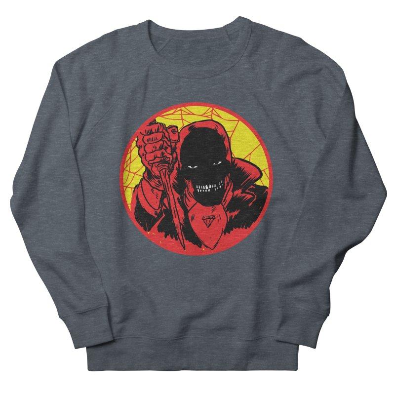 Señor Muerte Men's French Terry Sweatshirt by Alexis Ziritt