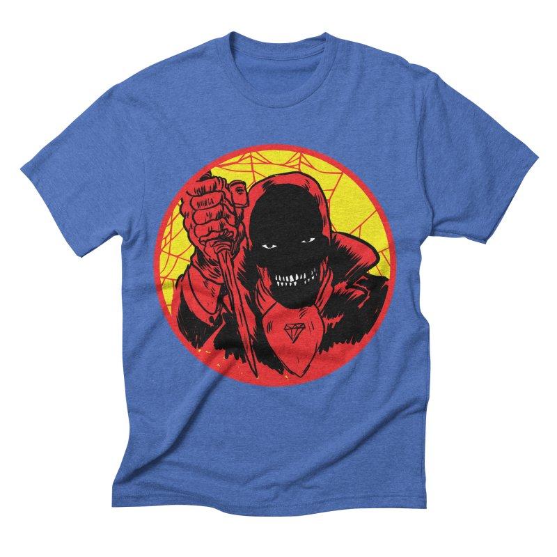Señor Muerte Men's Triblend T-shirt by aziritt's Artist Shop