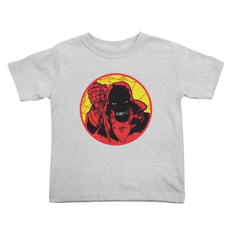 Señor Muerte Kids Toddler T-Shirt by Alexis Ziritt