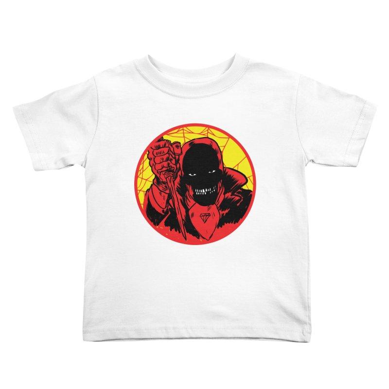 Señor Muerte Kids Toddler T-Shirt by aziritt's Artist Shop