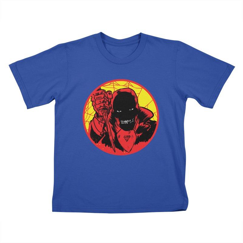 Señor Muerte Kids T-Shirt by Alexis Ziritt