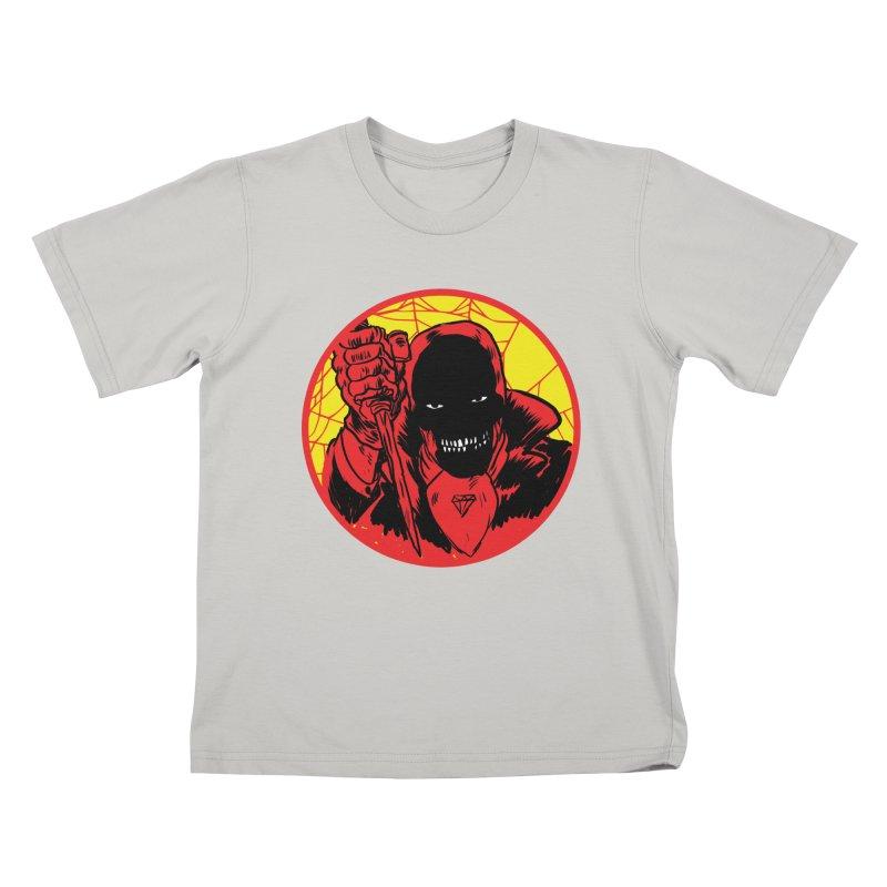 Señor Muerte Kids T-shirt by aziritt's Artist Shop