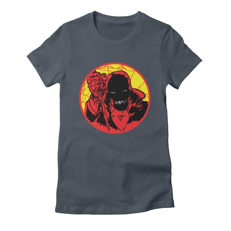 Señor Muerte Women's T-Shirt by Alexis Ziritt