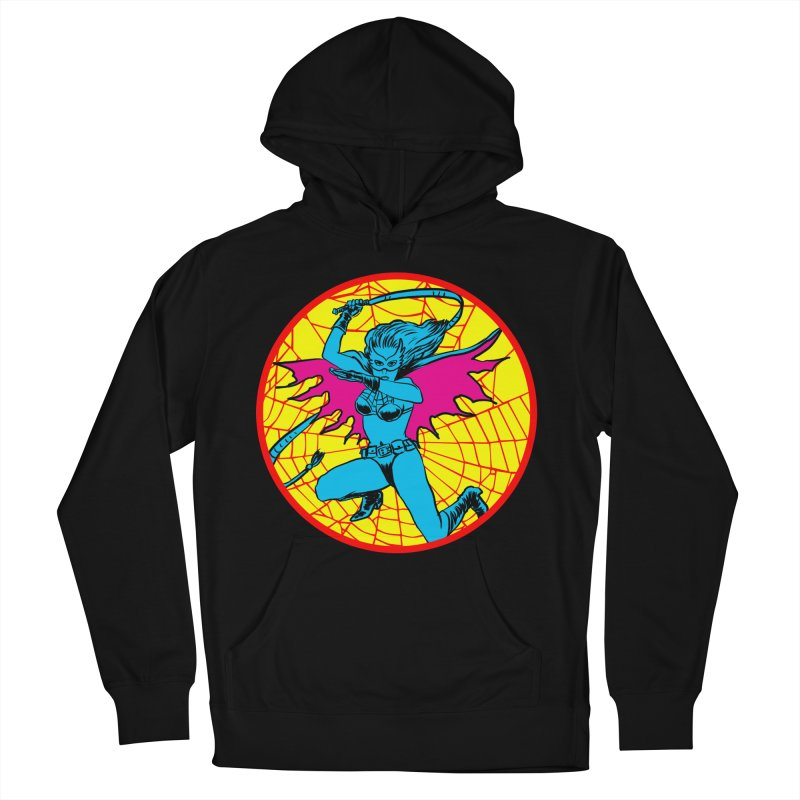 Tarantula Men's French Terry Pullover Hoody by Alexis Ziritt