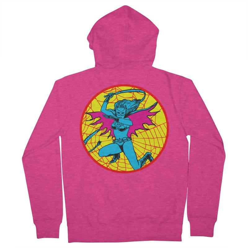Tarantula Women's Zip-Up Hoody by aziritt's Artist Shop