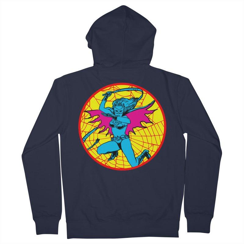 Tarantula Men's Zip-Up Hoody by aziritt's Artist Shop