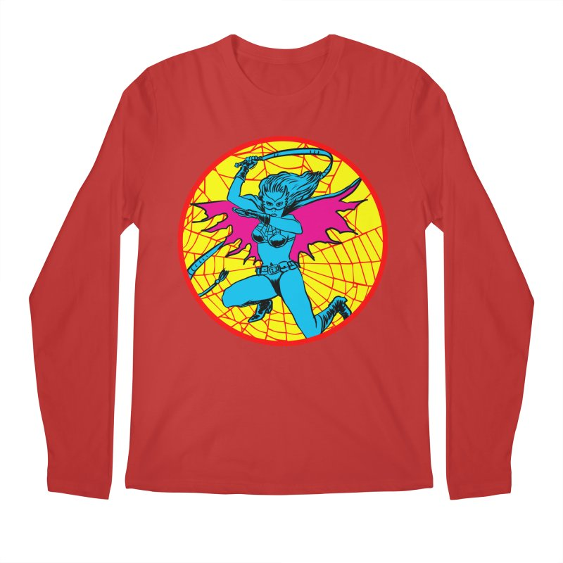 Tarantula Men's Regular Longsleeve T-Shirt by Alexis Ziritt