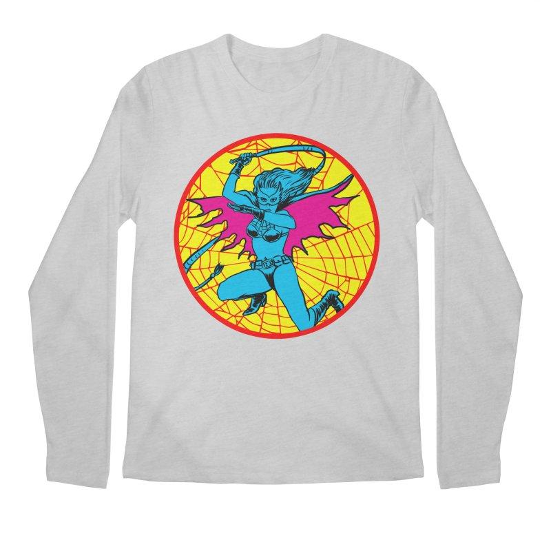 Tarantula Men's Regular Longsleeve T-Shirt by aziritt's Artist Shop