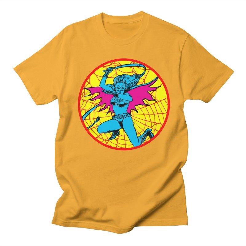 Tarantula Men's Regular T-Shirt by Alexis Ziritt