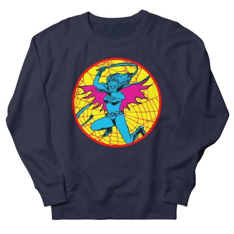 Tarantula Men's French Terry Sweatshirt by Alexis Ziritt