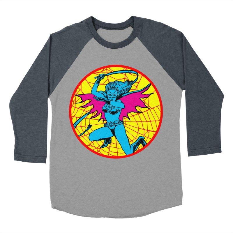 Tarantula Women's Baseball Triblend T-Shirt by aziritt's Artist Shop