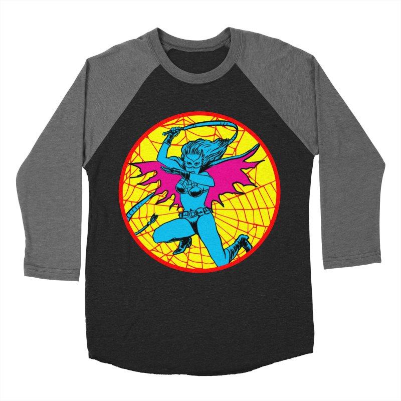 Tarantula Men's Baseball Triblend T-Shirt by aziritt's Artist Shop
