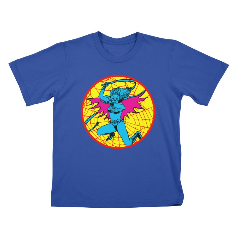 Tarantula Kids T-Shirt by aziritt's Artist Shop