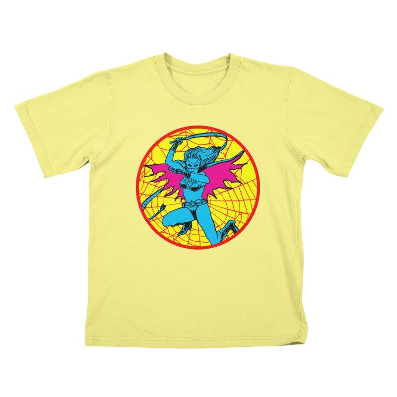 Tarantula Kids T-shirt by aziritt's Artist Shop