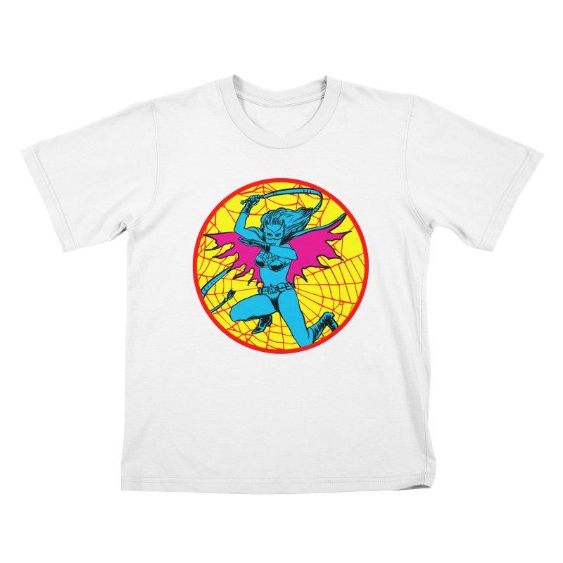 Tarantula Kids T-Shirt by Alexis Ziritt