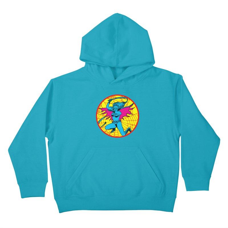 Tarantula Kids Pullover Hoody by aziritt's Artist Shop