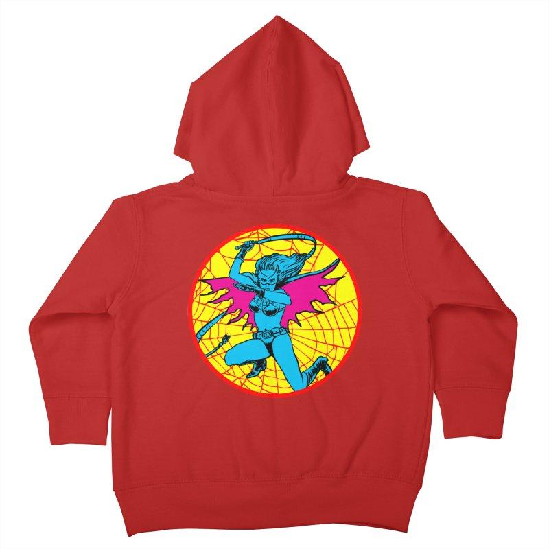 Tarantula Kids Toddler Zip-Up Hoody by aziritt's Artist Shop