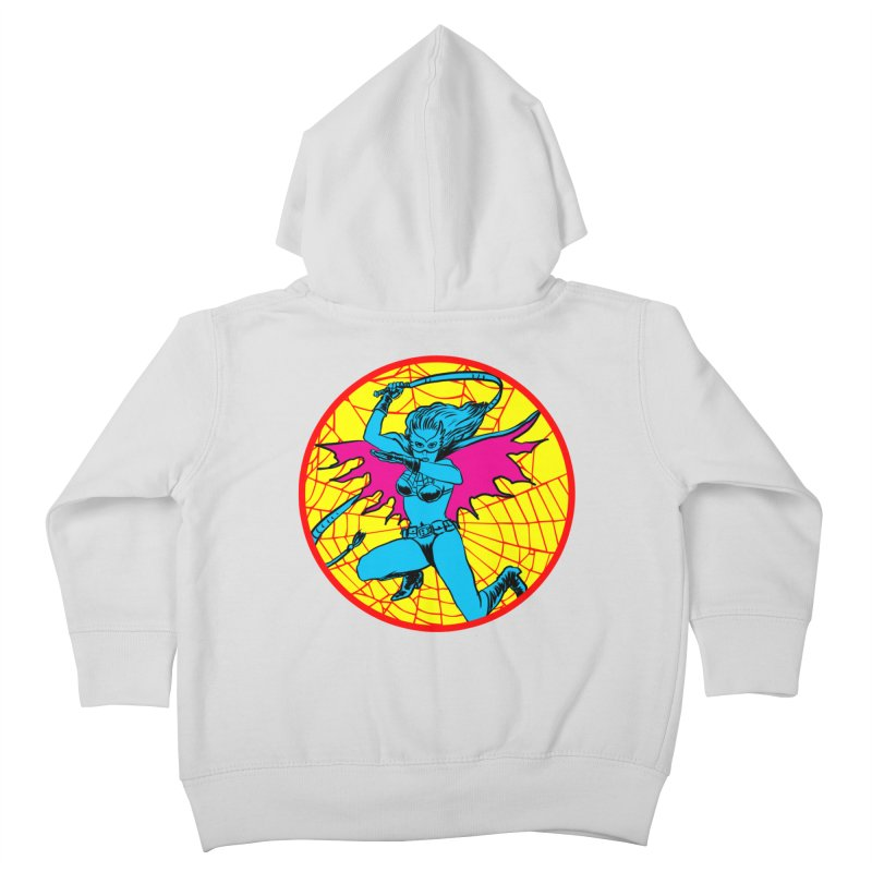 Tarantula Kids Toddler Zip-Up Hoody by aziritt's Artist Shop