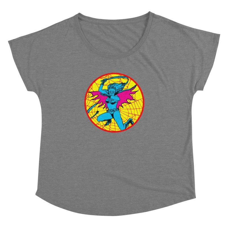 Tarantula Women's Dolman by aziritt's Artist Shop