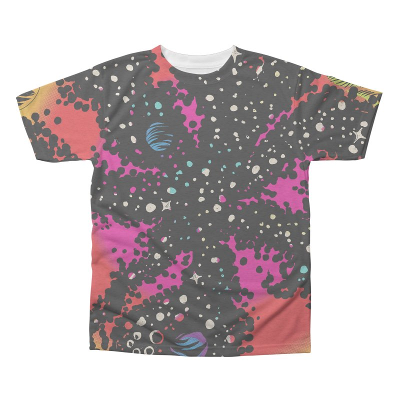 Space_02 Men's All Over Print by Alexis Ziritt