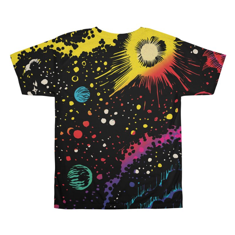 Space Men's All Over Print by aziritt's Artist Shop