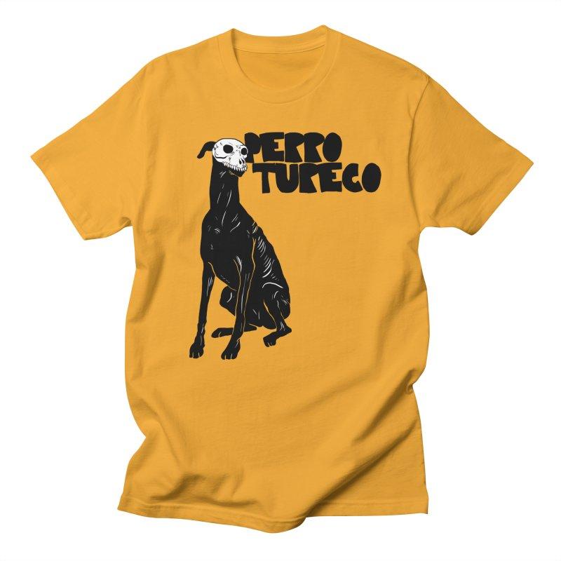 PERRO TURECO Men's T-Shirt by Alexis Ziritt