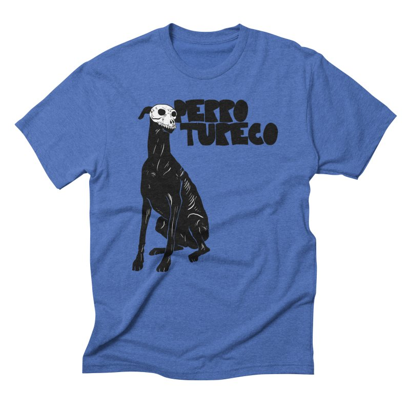 PERRO TURECO Men's T-Shirt by Alexis Ziritt