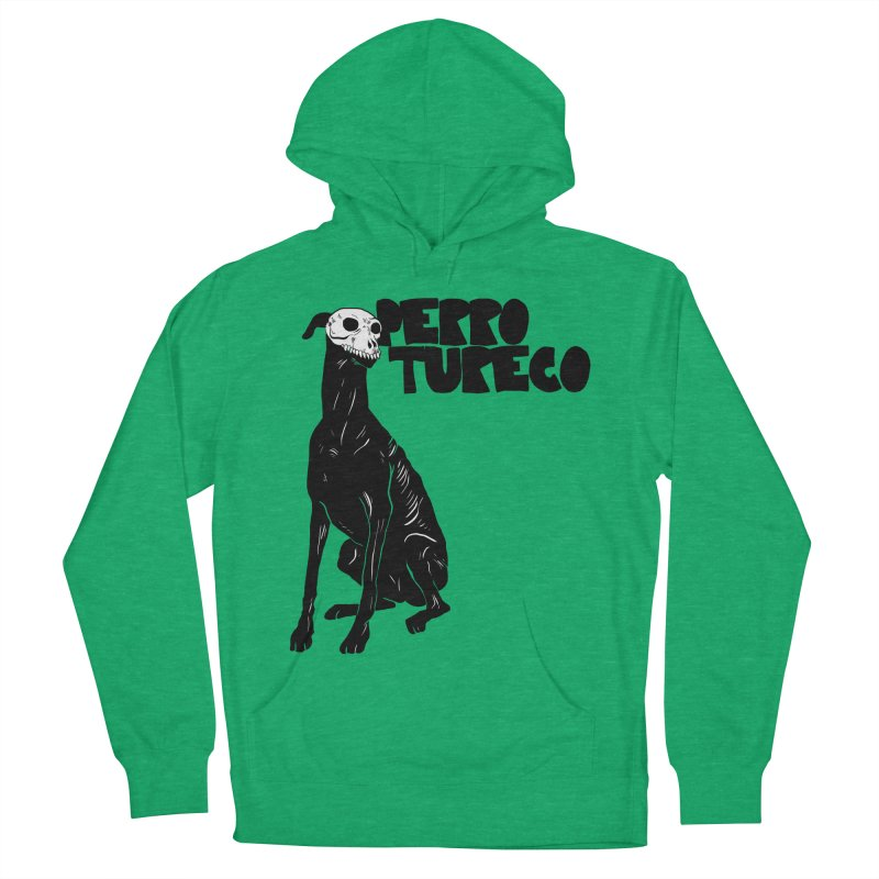 PERRO TURECO Men's Pullover Hoody by aziritt's Artist Shop