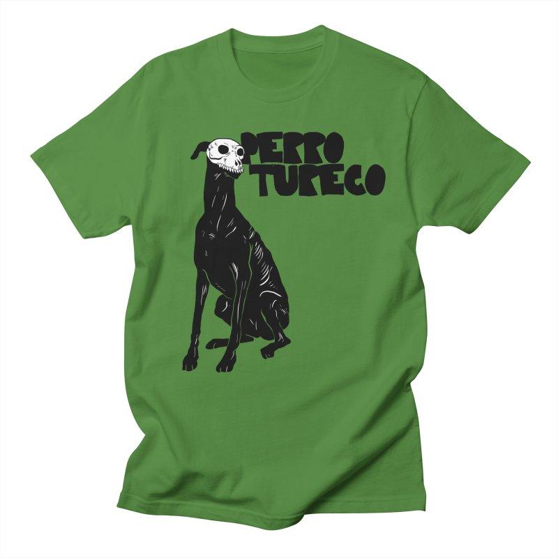 PERRO TURECO Men's T-shirt by aziritt's Artist Shop
